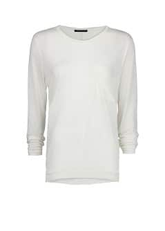 Lightweight tencel t-shirt