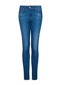 Slim Fit Jeans London dunkel