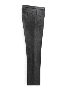 Pantalon de costume tweed