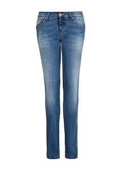 Slim Fit Push Up Jeans Uptown