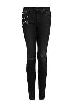 Super Slim Fit Jeans Stone