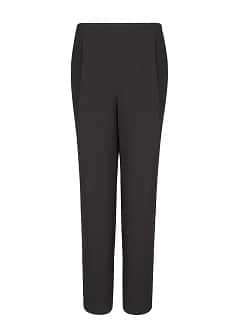 Pleated flowy trousers