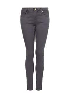 Super slim-fit grey Elektra jeans