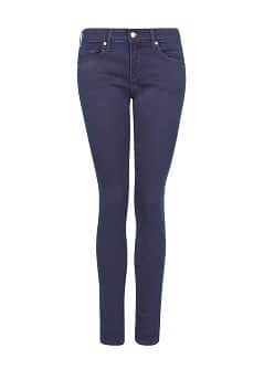 SUPER SLIM-FIT INK COLOR JEANS