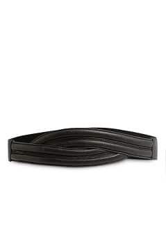 INTERTWINED ELASTIC BELT