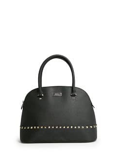 Studded tote bag