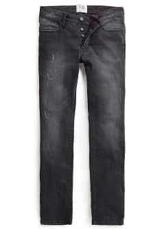 Slim Fit Jeans Tim schwarz