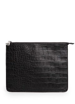 CROC EFFECT IPAD CASE