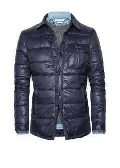 Waterproof quilted coat