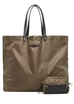 Bolso shopper plegable nylon