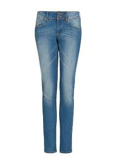 Slim-fit medium wash Lizzy jeans