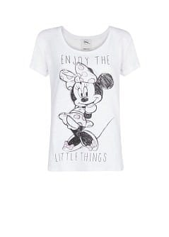 Camiseta Disney strass