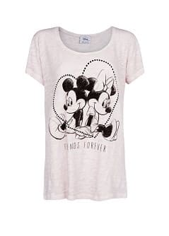 T-shirt Disney strass