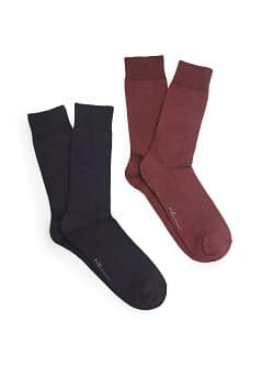 2 pack essential socks