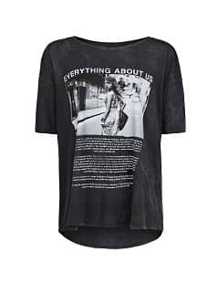 Everything about us t-shirt