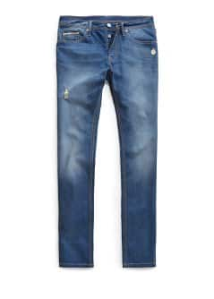 SLIM-FIT INK COLOR STEVE PREMIUM JEANS