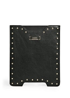 STUDDED IPAD CASE