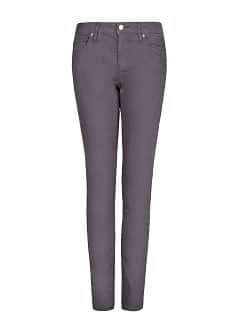 Super slim-fit grey jeans