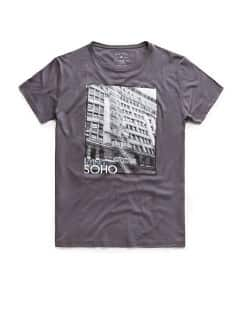 T-shirt imprimé Living Soho