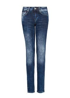 Super Slim Fit Jeans dunkel