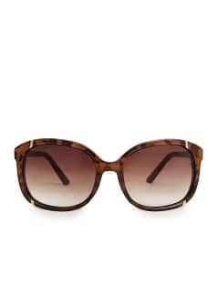 Metal detail sunglasses