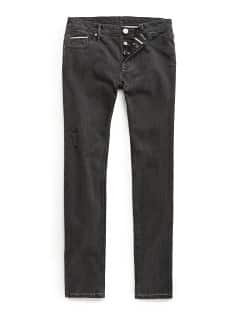 PREMIUM SLIM-FIT BLACK STEVE JEANS