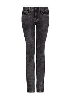 Super slim-fit biker Bambi jeans