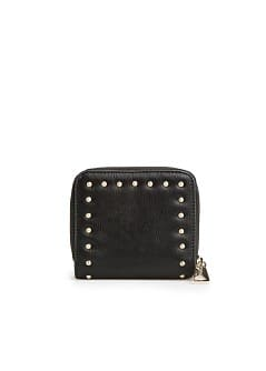 Studded coin purse