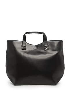 Shopper-Bag in Leder-Optik