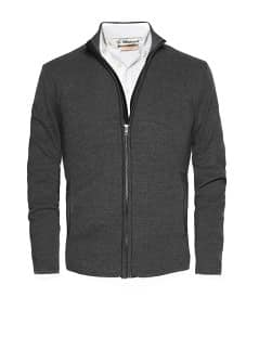 Cardigan aus Woll-Mix