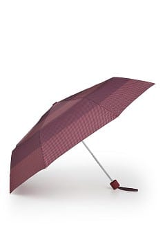 Polka-dot umbrella