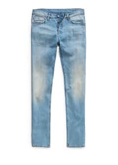 SLIM-FIT MEDIUM WASH STEVE JEANS