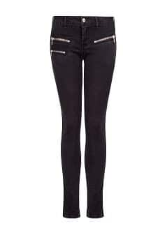Super slim-fit Zippy jeans
