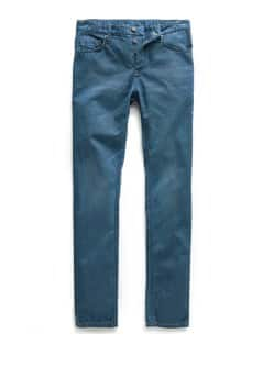 Slim-fit blue Steve jeans