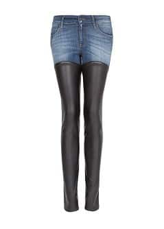 Super slim-fit blue Sade jeans