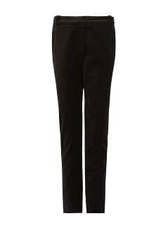 Velvet suit trousers