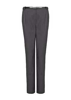Pleated Suit Trousers