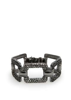 Strass links bracelet