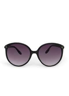 Strass detail sunglasses