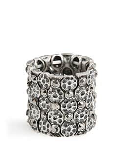 Strass elastic ring
