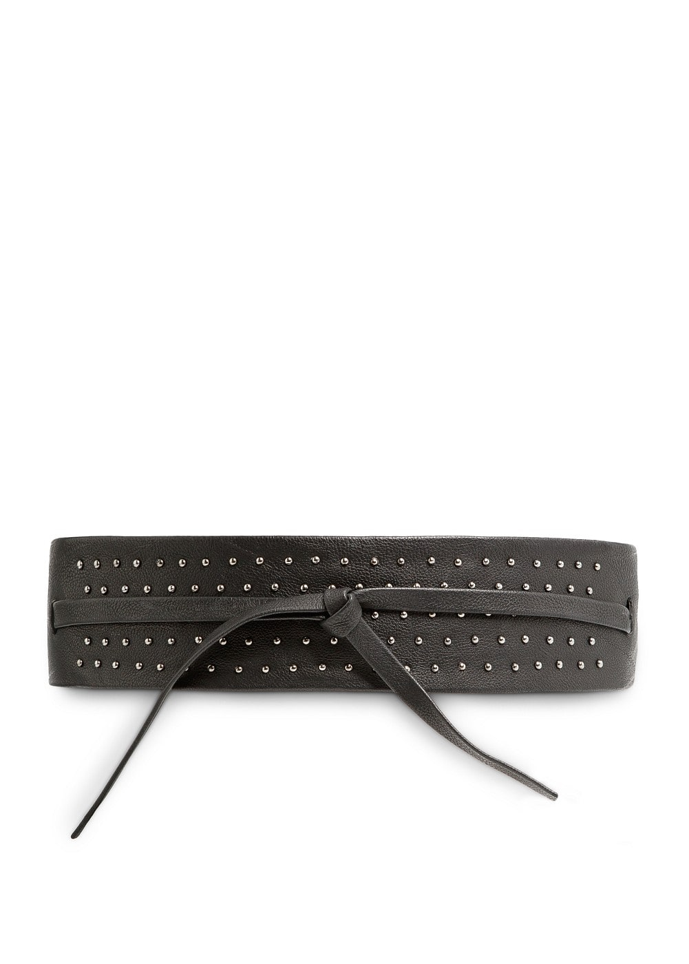 STUDDED SASH BELT