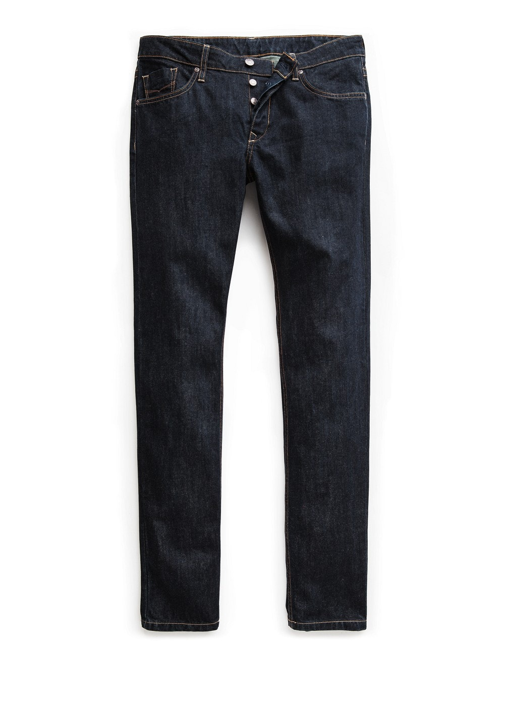 Slim-fit dark steve jean