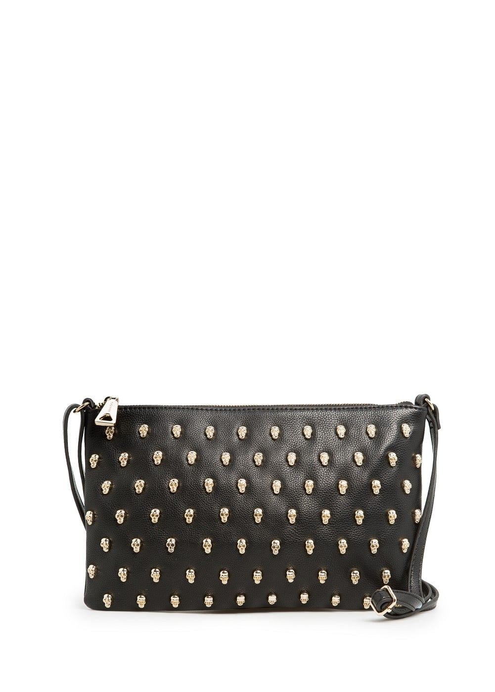 Skull studded bag | MANGO