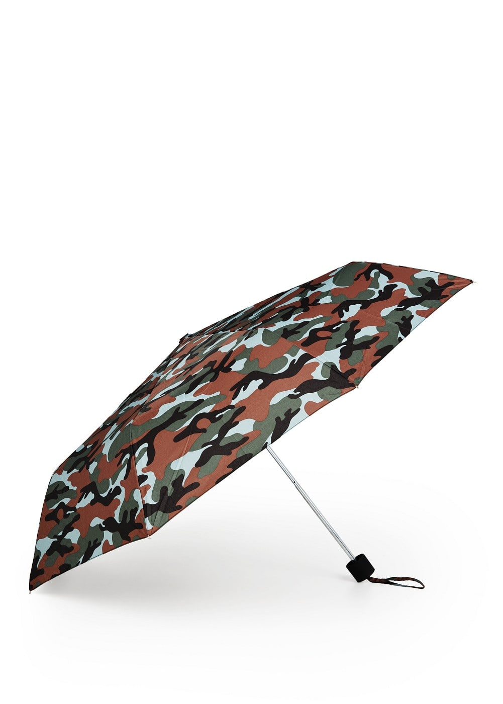 Camo-print umbrella | MANGO