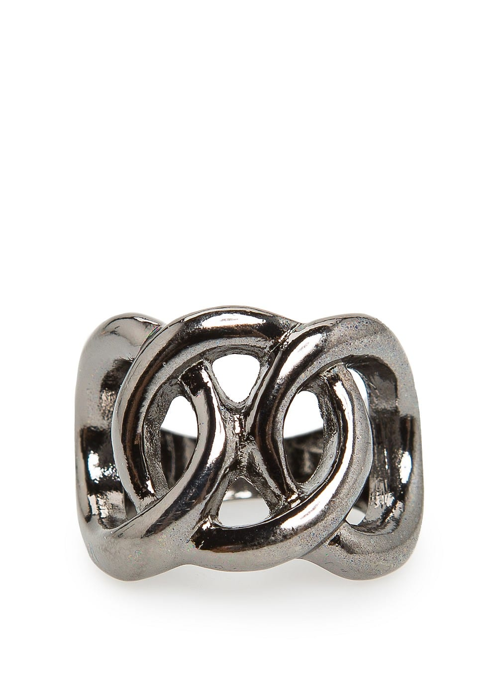 Links shape ring