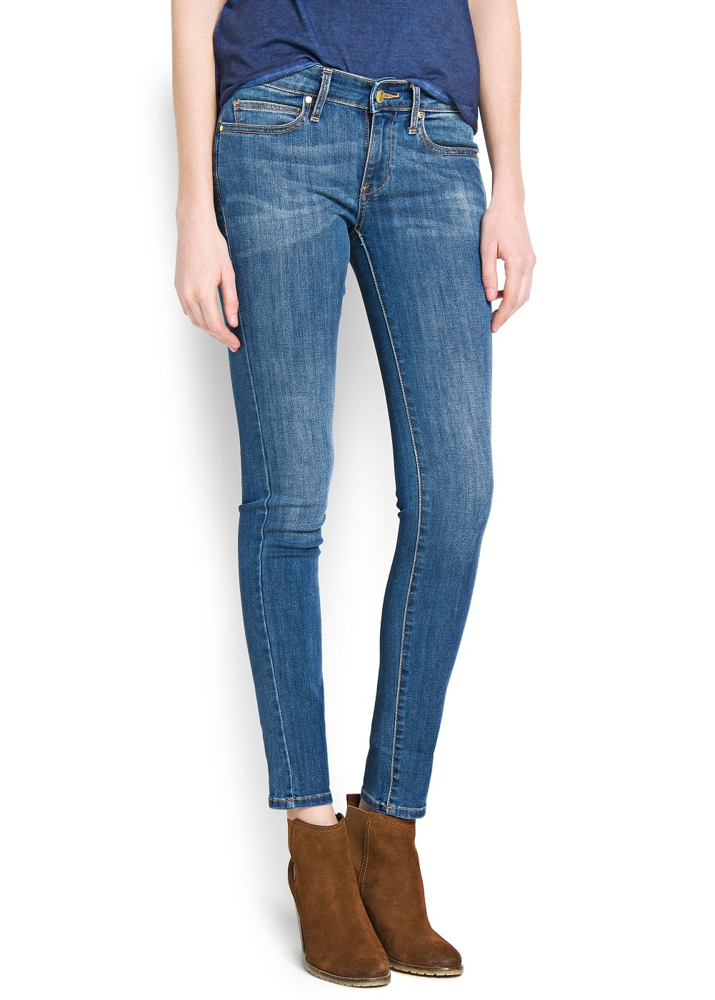Super slim-fit Elektra jeans