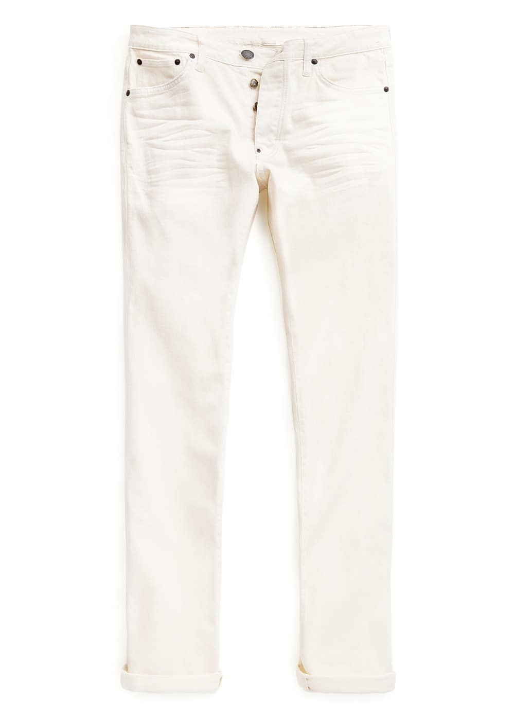 Jeans tim slim-fit crudos | MANGO MAN