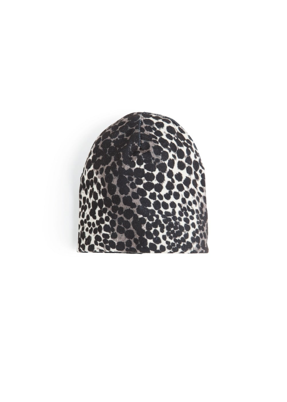 Animal print beanie | MANGO KIDS