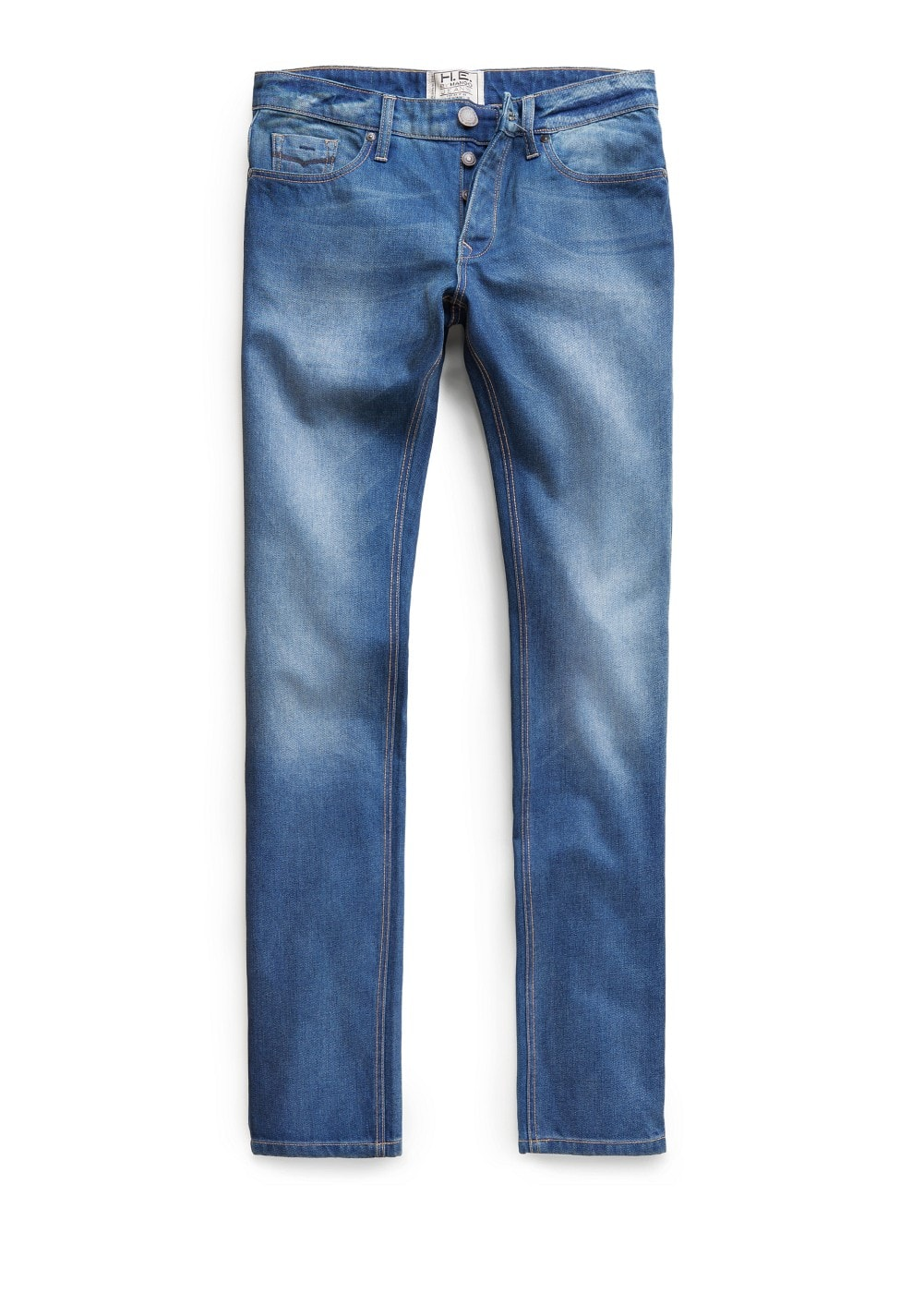 SLIM-FIT INK COLOR STEVE JEANS