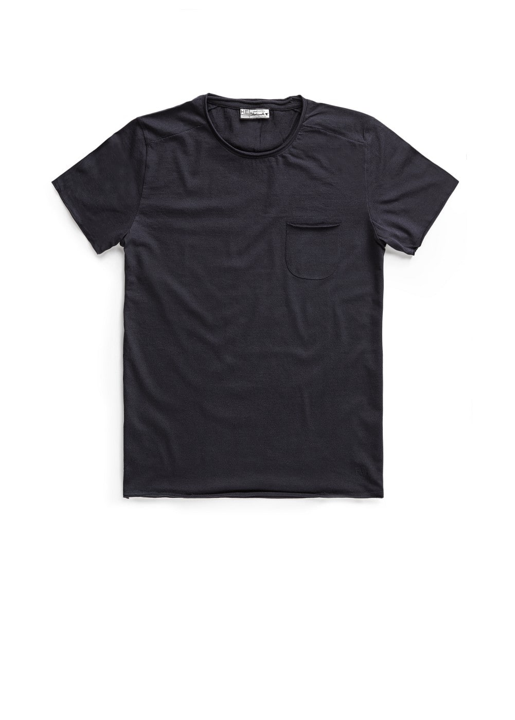 Chest pocket cotton t-shirt | MANGO MAN